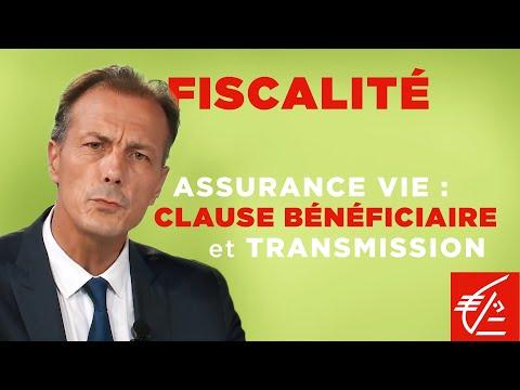 Webconférence fiscalité du patrimoine 2017 - Assurance vie : clause bénéficiaire et transmission