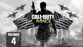 Call of Duty: Modern Warfare 3 #04 - NAPAD NA PREZYDENTA! | Vertez | Gameplay / Zagrajmy w COD MW3