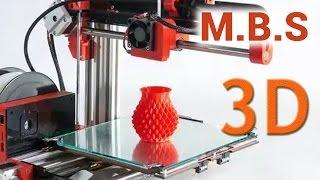 Чудо техніки 3D Printer Налаштування, доробка, пробна 3D друк