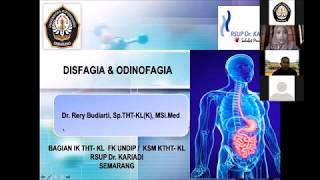 TERAPI GANGGUAN MENELAN (DISFAGIA) | FKEP UNPAD.