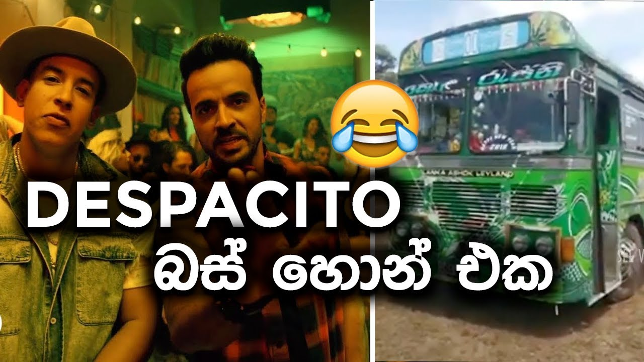 Download DESPACITO BUS HORN! - DESPACITO 2018