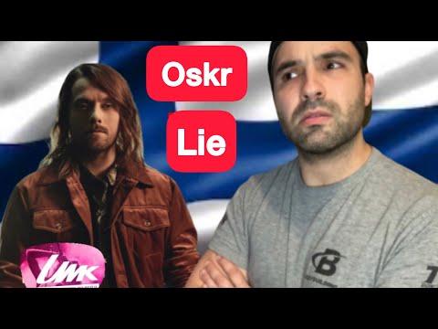 Reaction 🇫🇮: Oskr