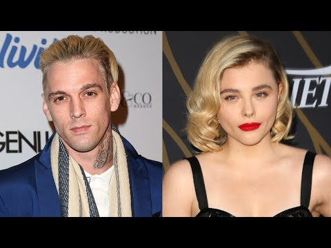 Aaron Carter Asks Chloe Moretz On A Date, After She Reveals Childhood Crush