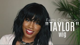 Femi Collection: TAYLOR wig (Kelly Rowland Inspired)