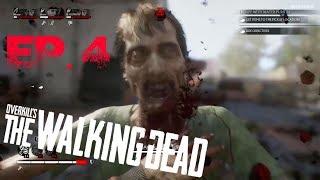 "OVERKILLS The Walking Dead Ep. 4 ""Hell or High Water Part 2"" PC Gameplay BETA Walkthrough Apocalypse"