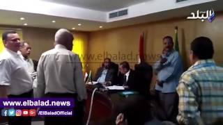 بالفيديو والصور.. محافظ الفيوم يوجه بتحسين الخدمات بقرية 'جبلة'
