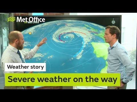 Chat with the Chief – Severe weather on the way, what are the impacts 08/08/19