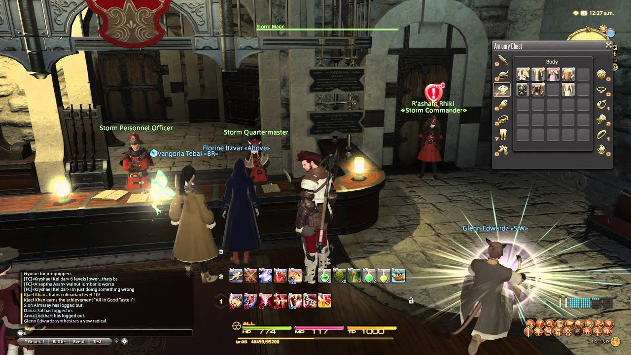 Final Fantasy XIV: A Realm Reborn - How to get your first Mount
