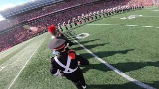 Ohio State Marching Band GoPro Experience