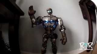 3A Real Steel Atom Light Features