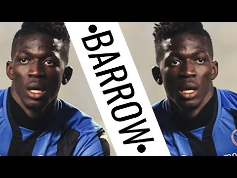 Musa Barrow • 2017/18 • Atalanta • Best Goals & Skills • HD