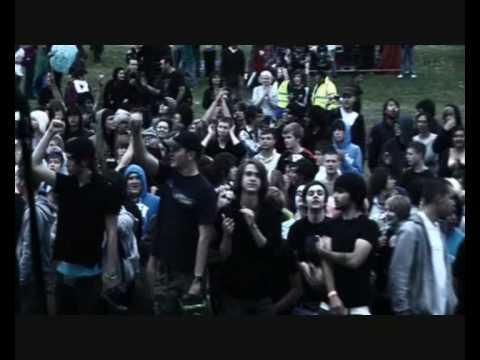 FELLSILENT - Age Of Deception (Live @ MK4U) (Official Live Footage - Basick Records)