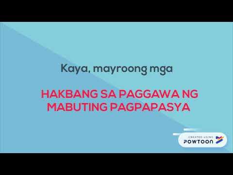 Full Download] Ang Kahalagahan Ng Mabuting Pagpapasiya A