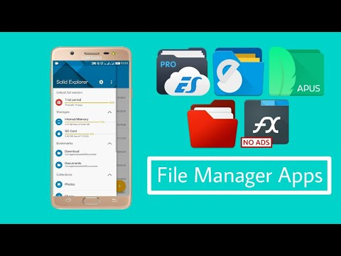 Best File Manager For Android | Apps
