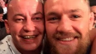 Conor McGregor partying WITH GANGSTERS in  London