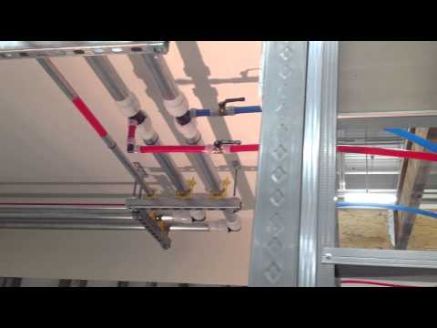 Uponor Commercial Plumbing Applications Lab