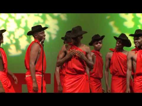 The Kenyan Boys Choir: Chant, sing, play!