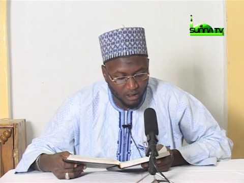 Malam Lawan Abubakar Shu'aibu (Karatun Riyadus Salihin 1)
