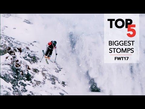 Top 5 BIGGEST STOMPS - FWT17