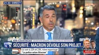 SECURITE : LE PRESIDENT DE LA REPUBLIQUE DEVOILE SON PROJET