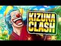 KIZUNA CLASH BUGGY! F2P TEAMS! 100+ MILLION TEAMS! (ONE PIECE Treasure Cruise)