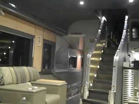 Park Car & secrets of the train revealed . . .