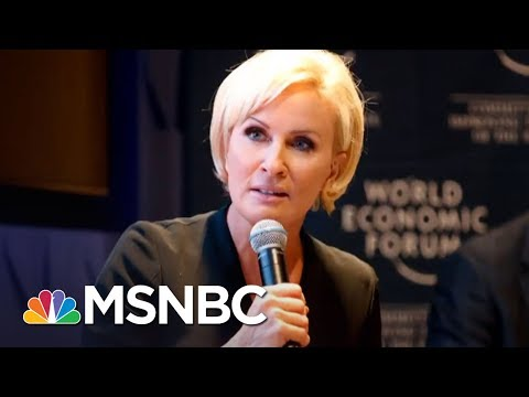 Mika Brings Her Message To The Know Your Value Conference | Morning Joe | MSNBC