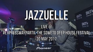 Jazzuelle Live At The Soweto Deep House Festival | FunsionSA