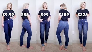 Comparing CHEAP VS EXPENSIVE Jeans! | Milabu