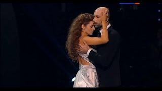 Глафира Тарханова / Евгений Папунаишвили (2)- Вальс Танцы со звёздами 10 - 2016