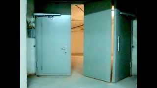 видео ворота противопожарные ei 60