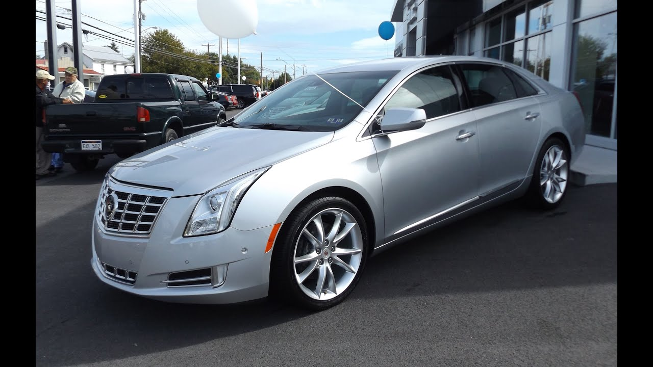2015 Cadillac Xts Fwd 3 6l V6 Premium Collection Edition