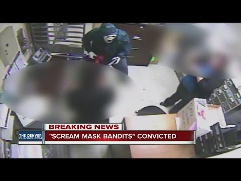 """Scream bandits"" convicted"