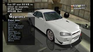 [GTA SA] Tuneable Car Mod Pack + Download Link