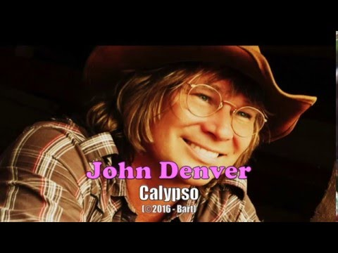 John Denver - Calypso (Karaoke)