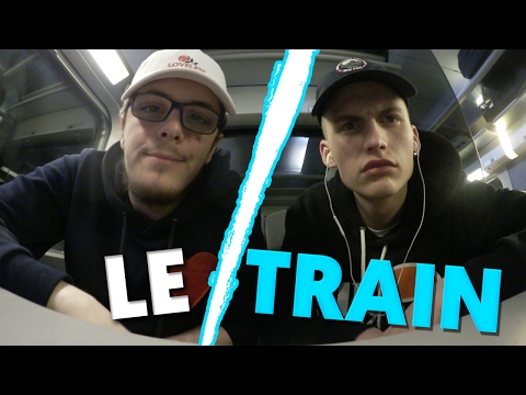Thumbnail: QUAND T'ES DANS LE TRAIN ! - Feat. TIM