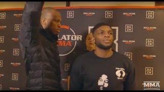 Bellator 216: Michael Page vs. Paul Daley Media Day Staredown - MMA Fighting