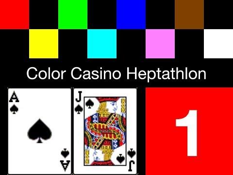Color Casino Heptathlon: Episode 1