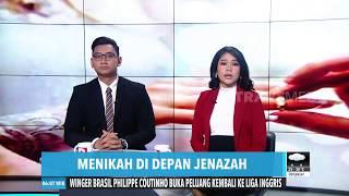 Menikah di Depan Jenazah | REDAKSI PAGI (26/12/19)