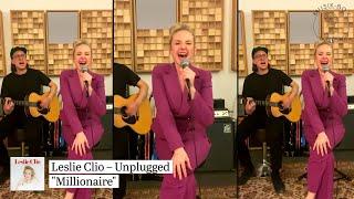 LESLIE CLIO: Livestream –