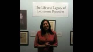 Lt. Joseph Giuseppe Petrosino True Hero NYPD  NYC Police Museum honors his heroism : Life & Legacy