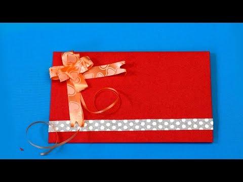 How to make a paper Envelope Super Easy Origami Envelope Tutorial