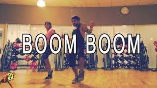 RedOne, Daddy Yankee, French Montana & Dinah Jane - Boom Boom. Zumba Choreo. Dance Routine.