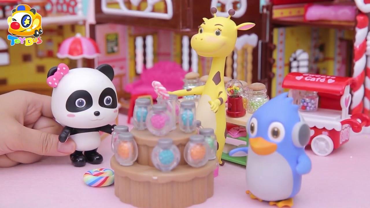歡迎來到奇妙糖果屋 | 寶寶玩具 | 兒童玩具 | 玩具巴士