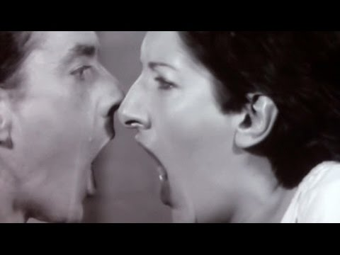 Marina Abramovic | The Cleaner