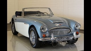 Austin Healey 3000 MK3 1965-VIDEO- www.ERclassics.com