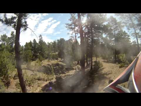 2012 Inyan Kara National Enduro in Upton, Wyoming...Test 2