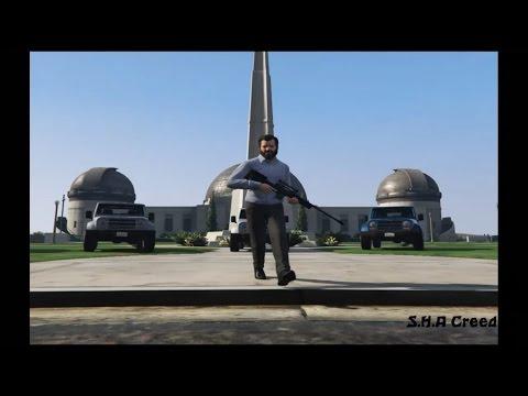 GTA 5 - Desi da Drum Feat Amrit Maan Official Video