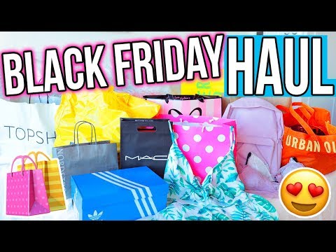 BLACK FRIDAY HAUL 2017!! Victo victoria secret