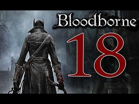 Bloodborne [Walkthrough ITA HD - PARTE 18] - BOSS: Micolash il signore dell' incubo